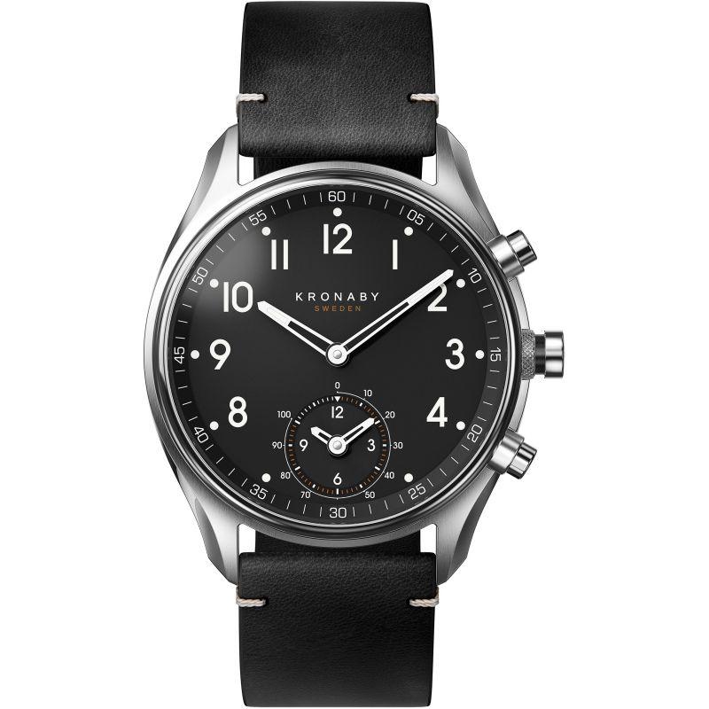 Unisex Kronaby APEX Alarm Watch A1000-1399