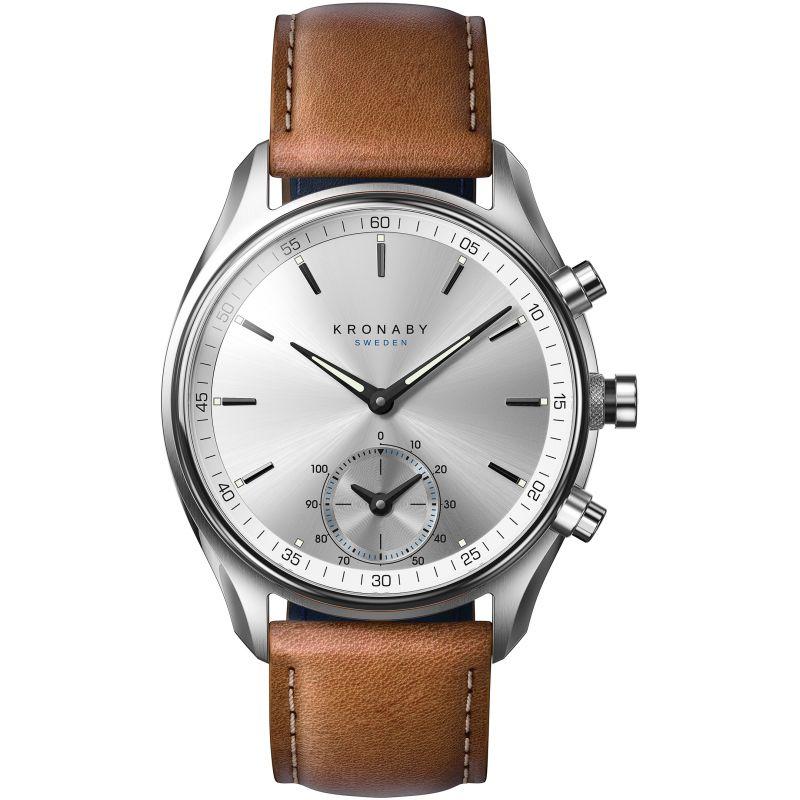 Unisex Kronaby SEKEL Alarm Watch A1000-0713