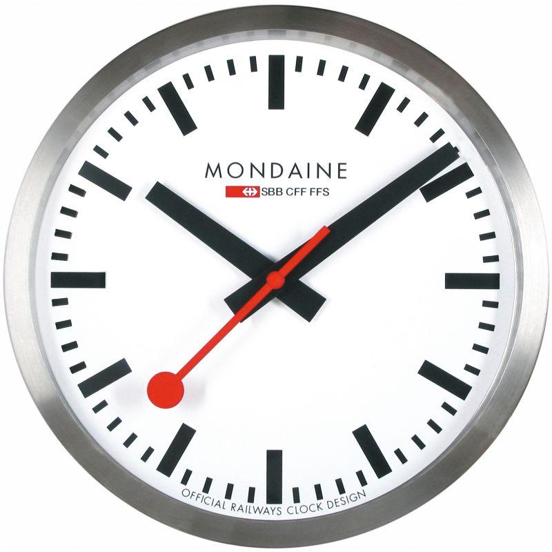 Mondaine Stop2Go Smart Clock