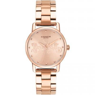 Coach Grand Grand Damenuhr in Rosa 14502977