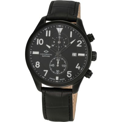 Mens Continental Chronograph Watch 14605-GC454420