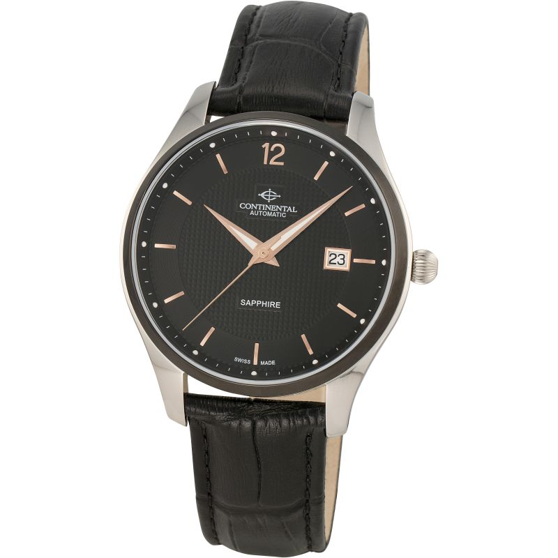 Mens Continental Automatic Watch