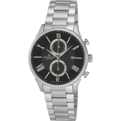 Mens Continental Chronograph Watch 17601-GC101410