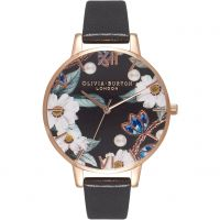 Ladies Olivia Burton Bejewelled Florals Watch OB16BF04