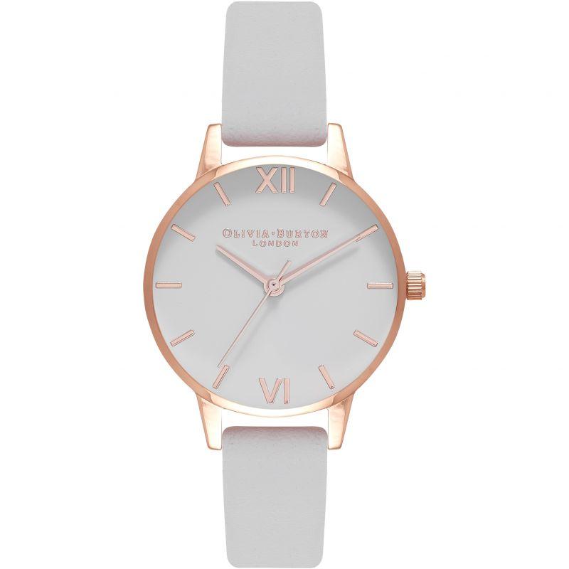 Image of            Blush Dial Blush & Rose Gold Watch