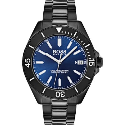 Hugo Boss Ocean Edition Ocean Edition Herrenuhr in Schwarz 1513559