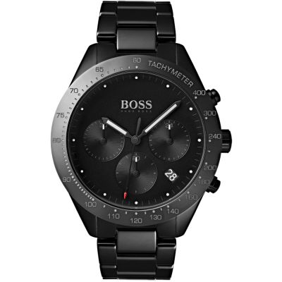 Hugo Boss Talent Talent Herrenuhr in Schwarz 1513581