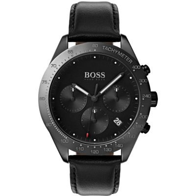 Hugo Boss Talent Talent Herrenuhr in Schwarz 1513590