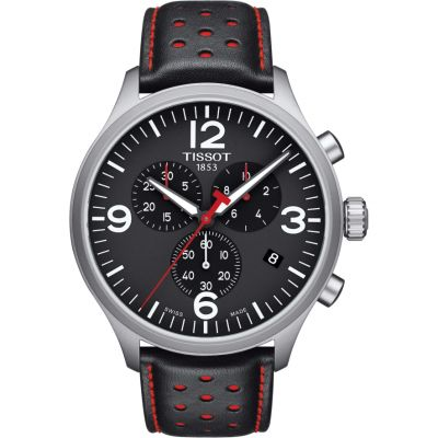 Tissot Chrono XL Chrono XL Herrenchronograph in Schwarz T1166171605702
