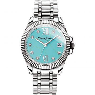 Thomas Sabo Damklocka WA0317-201-215-33MM