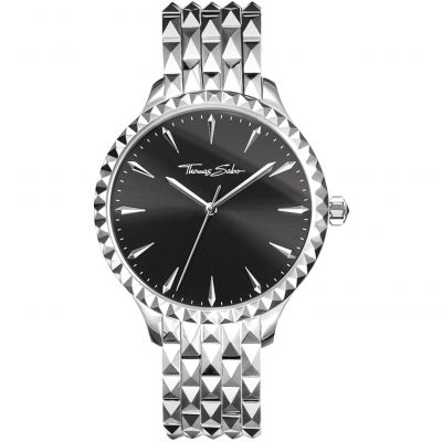 Thomas Sabo Damklocka WA0319-201-203-38MM