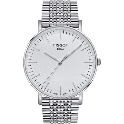 Tissot EveryTime EveryTime Herrenuhr in Silber T1096101103100