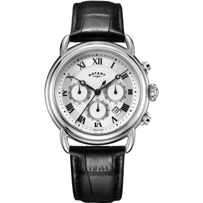Mens Rotary Canterbury Chronograph Watch GS05330/21