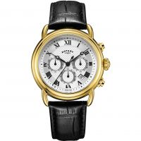 Mens Rotary Canterbury Chronograph Watch GS05333/21