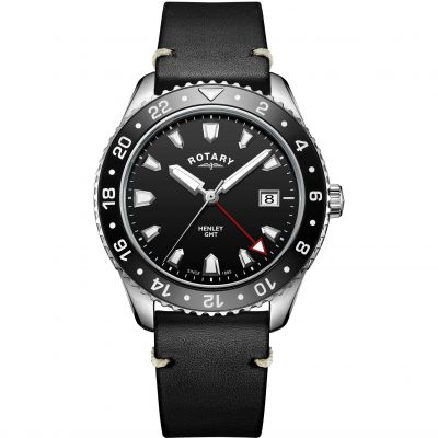 Mens Rotary Henley GMT Watch GS05108/04