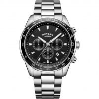 Mens Rotary Henley Chronograph Watch GB05109/04