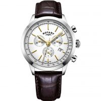 Mens Rotary Cambridge Chronograph Watch GS05253/02