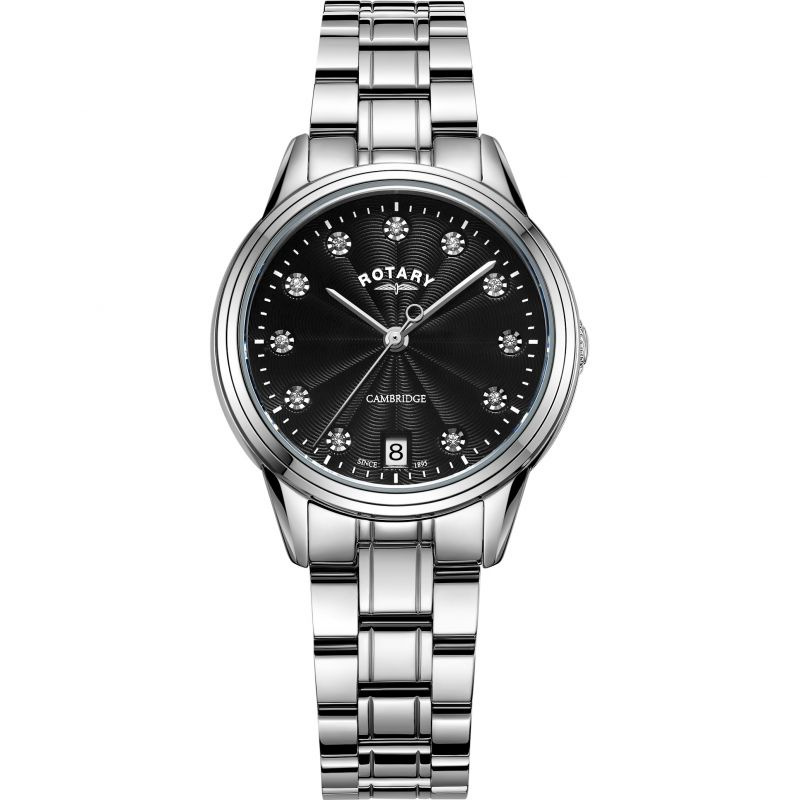 Image of  			   			  			   			  Ladies Rotary Cambridge Watch