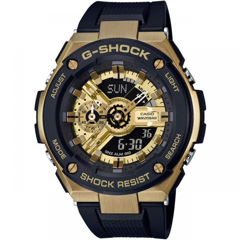 Casio G-Shock G-Steel Watch