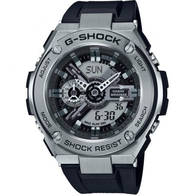Montre Homme Casio G-Shock G-Steel GST-410-1AER