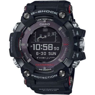 Mens Casio G-Shock Rangeman Bluetooth GPS Tough Solar Watch GPR-B1000-1ER