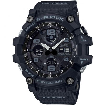 Casio G-Shock Mudmaster Watch GWG-100-1AER