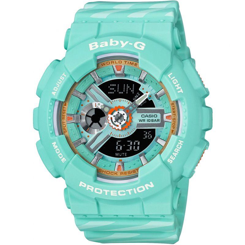 Image of            Casio Baby G Chance Alarm Chronograph Watch