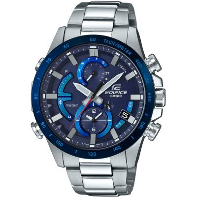 Montre Chronographe Homme Casio Edifice Bluetooth EQB-900DB-2AER