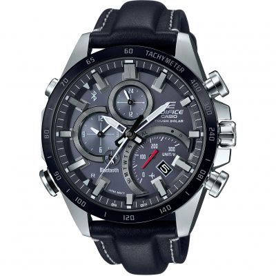 Montre Chronographe Homme Casio Edifice Bluetooth EQB-501XBL-1AER