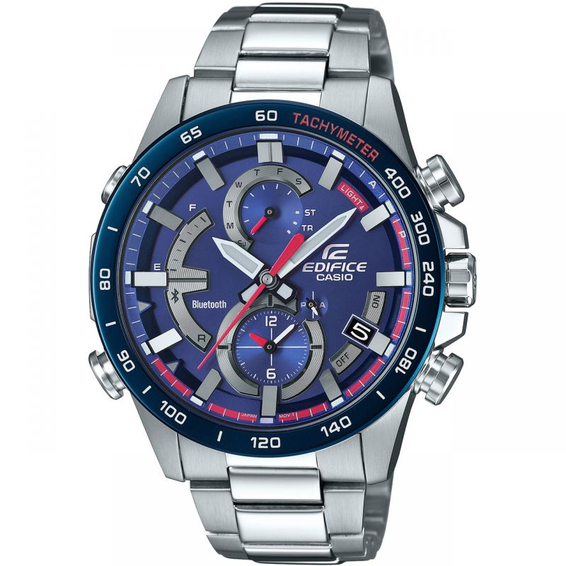 Casio Edifice Bluetooth Toro Rosso Watch