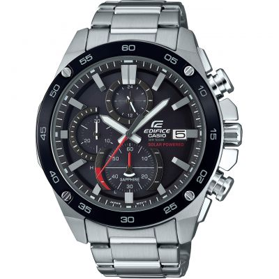 Casio Edifice 3D Dial Herenhorloge EFS-S500DB-1AVUEF