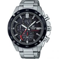 Casio Edifice 3D Dial Watch EFS-S500DB-1AVUEF