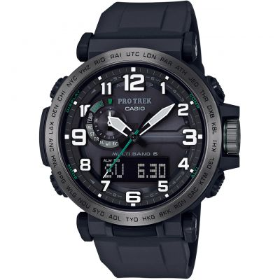 Montre Chronographe Homme Casio Pro-Trek Safari PRW-6600Y-1ER