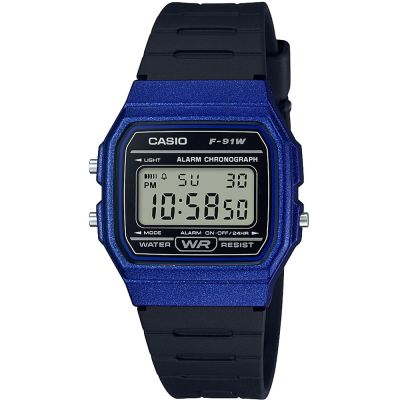 Casio Classic Watch F-91WM-2AEF