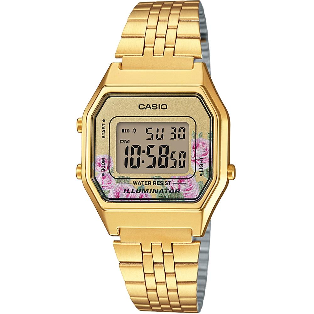 fa354c7c3 Casio Classic Floral Watch (LA680WEGA-4CEF) | WatchShop.com™