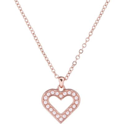 Ted Baker Evaniar Enchanted Heart Necklace TBJ1787-24-163