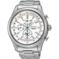 Seiko Alarm Chronograph Watch