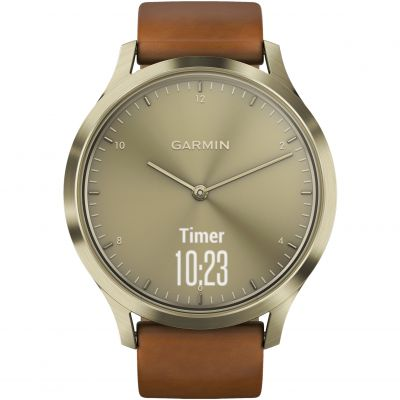 Garmin Vivomove HR Premium Bluetooth Unisexuhr 010-01850-05