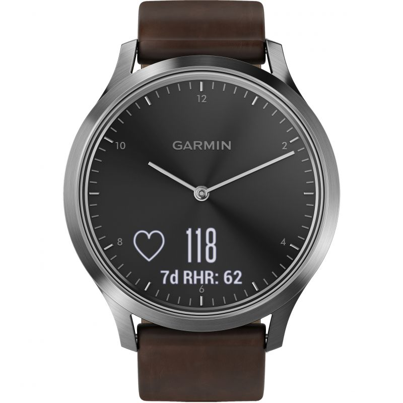 Garmin Vivomove HR Premium Bluetooth Watch 010-01850-04