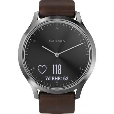 Garmin Vivomove HR Premium Bluetooth Unisexuhr 010-01850-04