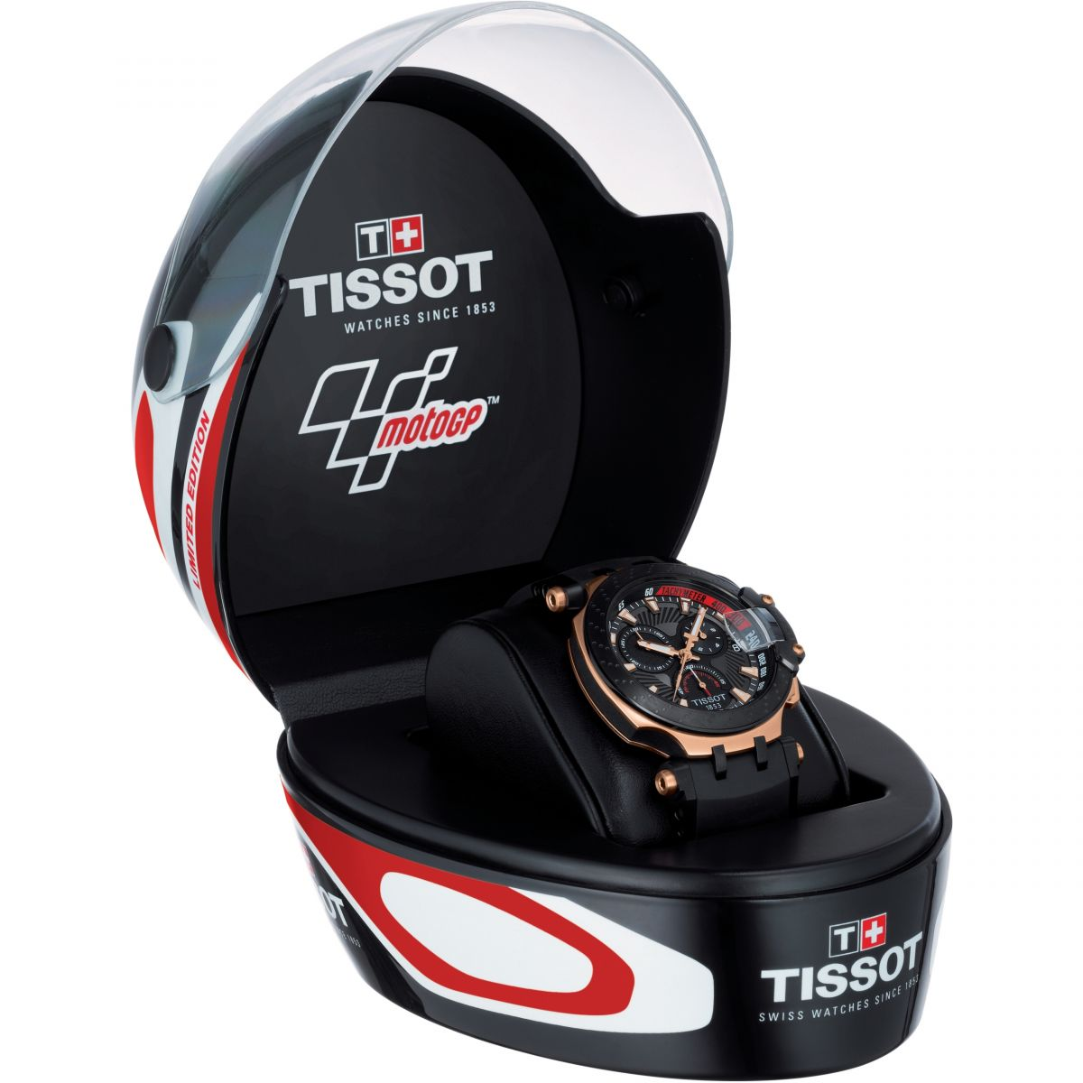 gents tissot t race moto gp 2018 limited edition watch t1154173706100. Black Bedroom Furniture Sets. Home Design Ideas