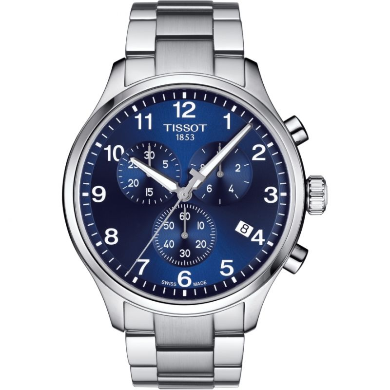 Mens Tissot Chrono XL Classic Watch T1166171104701