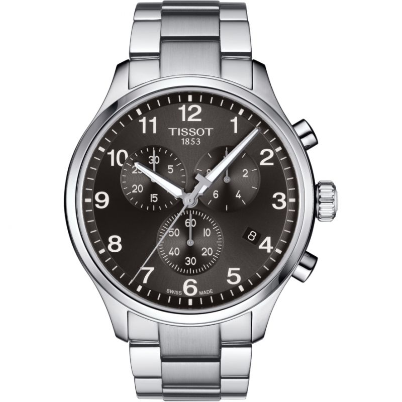 Mens Tissot Chrono XL Classic Watch T1166171105701
