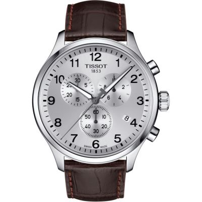 Tissot Chrono XL Chrono XL Classic Herrenchronograph in Braun T1166171603700