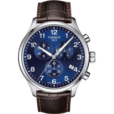 Tissot Chrono XL Chrono XL Classic Herrenchronograph in Braun T1166171604700