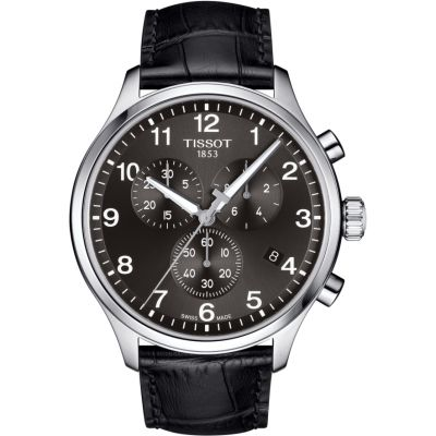Tissot Chrono XL Chrono XL Classic Herrenchronograph in Schwarz T1166171605700