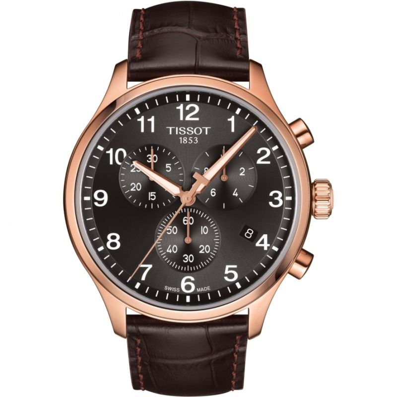 Mens Tissot Chrono XL Classic Watch T1166173605701