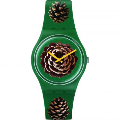 Montre Unisexe Swatch Pinezone GG221