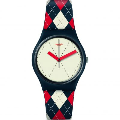 Swatch Socquette Watch GN255