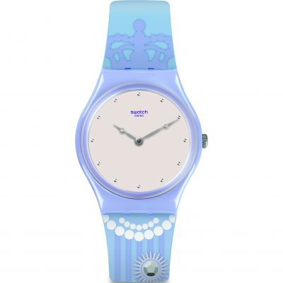 Montre Unisexe Swatch Curtsy GV131